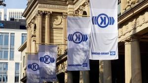 Knorr-Bremse-Aktien debütieren über Ausgabepreis