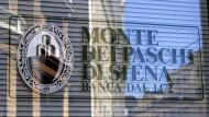 Die italienische Krisenbank Monte dei Paschi sorgt an der Börse für Unruhe.