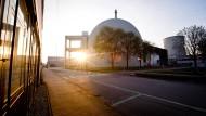 Zur Atomkraft in Deutschland