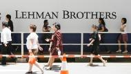 Durch die Insolvenz von Lehman wurden zahllose Zertifikate dieses Hauses wertlos