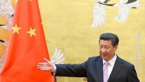 Chinas bedrohliche Umarmung
