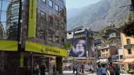 Andorra und seine Banken sind für viele Spanier von besonderer Bedeutung.