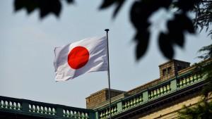 Japan setzt unbeirrt auf Ausgabenprogramme