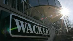 Aktie der Wacker Chemie könnte vor Konsolidierung stehen