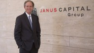 Mit seinem neuen Arbeitgeber Janus Kapital geht Bill Gross nun auch in Europa auf Investorenfang.