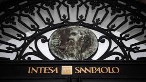 Haushaltsstreit setzt italienische Banken unter Druck