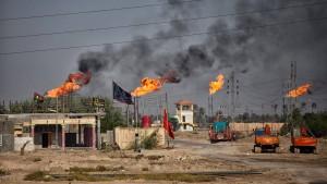 Ölpreis stürzt ab