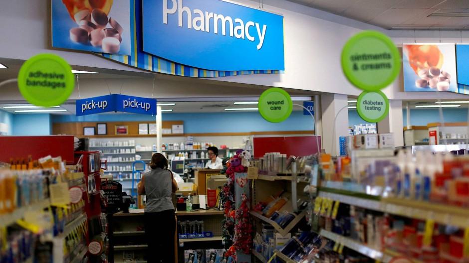 Die amerikanische Pharma-Kette CVS könnte Probleme bekommen.