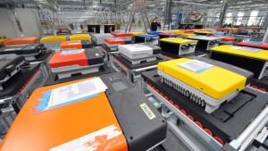 Aktie von SMA Solar knabbert am Allzeithoch