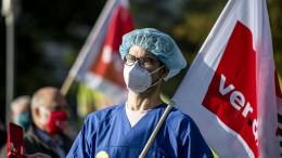 Gewerkschaften kündigen Warnstreiks im öffentlichen Dienst an