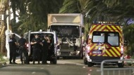 Fassungslosigkeit nach Anschlag in Nizza