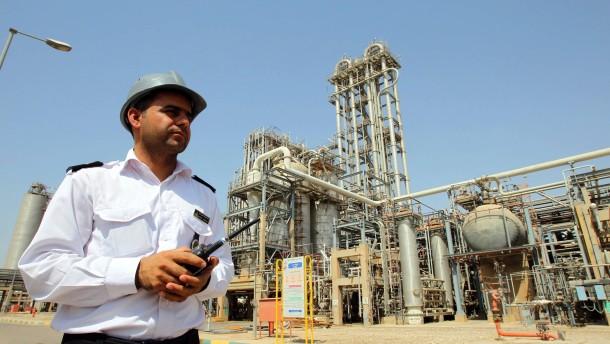 Iran stellt Ölexporte nach Großbritannien und Frankreich ein