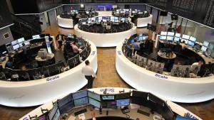 Aktien von IT-Sicherheitsfirmen an der Börse gesucht