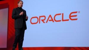 Oracle stagniert im Software-Neugeschäft