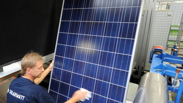 Glanz und Elend der Photovoltaik