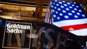 Schadenfreude in den Aufzügen von Goldman Sachs
