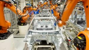 Chinesische Midea vor Gebot für Roboterbauer Kuka