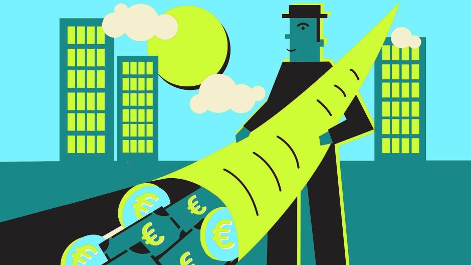 Das Füllhorn ausschöpfen: Um höhere Dividenden zu erzielen, kann man Steuern sparen.