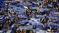 Krösus unter den deutschen Fußball-Schuldnern ist der FC Schalke.