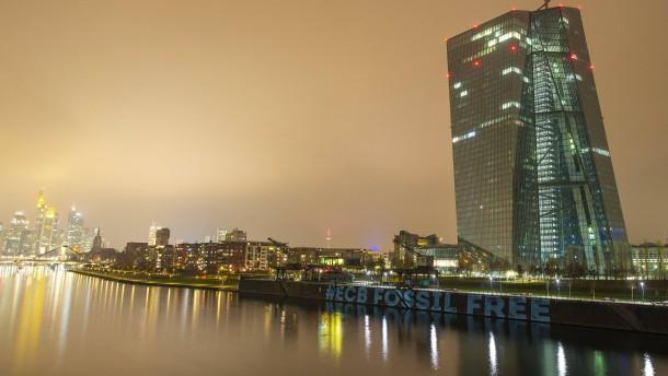 EZB-Rat ringt um künftige Antwort auf höhere Inflation