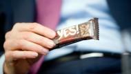 Die Nachfrage nach Schokolade ist relativ konjunkturresistent.