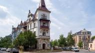 Stadtvillen in Dresden