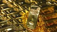 Gold ist weiterhin für viele Anleger faszinierend.