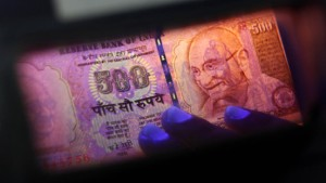 Indien braucht keine unterbewertete Währung