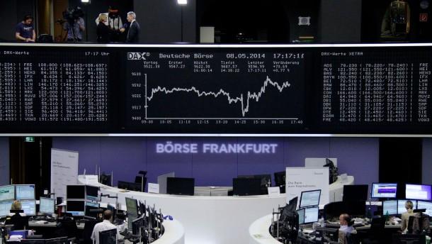 Neue Finanzprodukte auf die F.A.Z.-Euro-Indizes