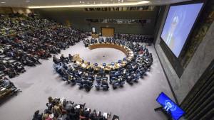 Vereinte Nationen stimmen über weitere Nordkorea-Sanktionen ab
