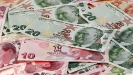 Türkische Lira fällt auf Rekordtief