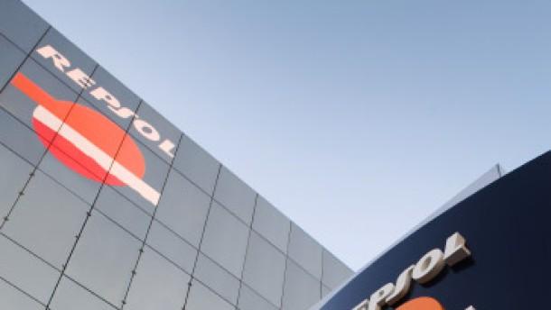Repsol YPF sorgt für positive Schlagzeilen