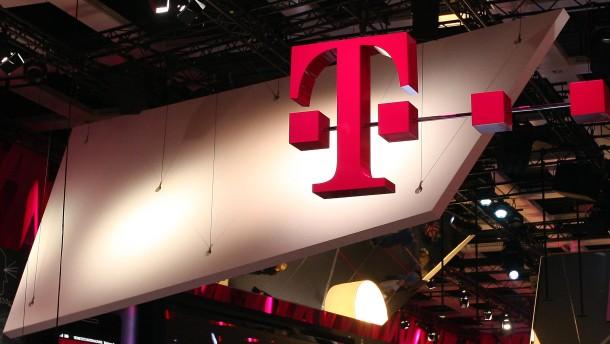 Zeitung: Bund will Telekom bei Investitionen unterstuetzen