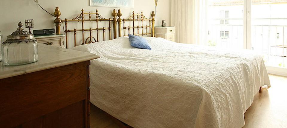 Knigge im Schlafzimmer: Jeden Morgen seine Betten machen?