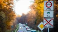 Die Dieselverbote betreffen viele Autofahrer.