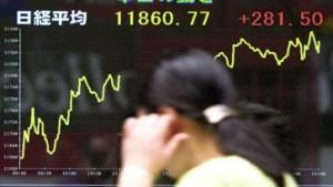 Nikkei erobert die 11.000 Punkte zurück