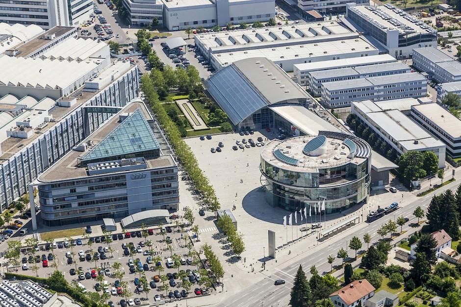 Ingolstadt wächst mit seinem wichtigsten Arbeitgeber Audi um die Wette.