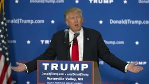Donald Trump fordert ein komplettes Muslim-Einreiseverbot