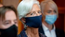 Lagarde wirbt für hohe Staatsausgaben