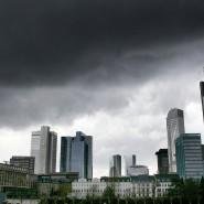 Bankenlandschaft in Frankfurt