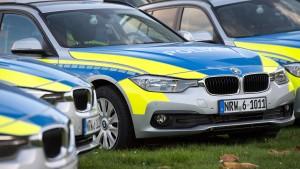 Neuer Streifenwagen ist Polizisten zu klein