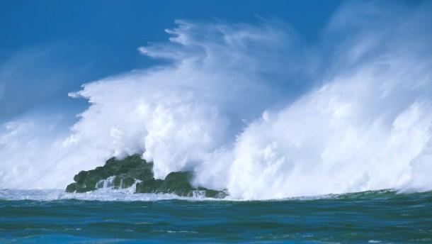 Wellenenergie zieht Investoren an