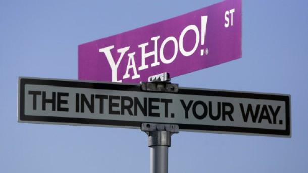 Yahoo gerät immer weiter in die Defensive