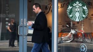 Starbucks wächst weiter kräftig