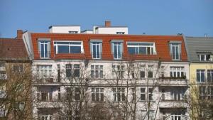 1,5 Millionen neue Wohnungen durch Dach-Aufstockungen möglich