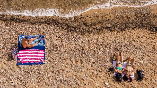Wo der Urlaub am günstigsten ist