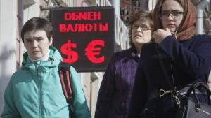 Warum Lira, Rubel & Co taumeln