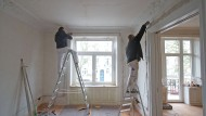 Wohnung renovieren, Steuern sparen