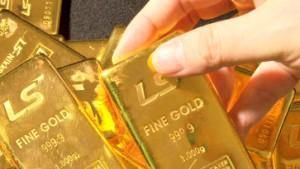 Deutschland ist größter Markt für Goldbarren