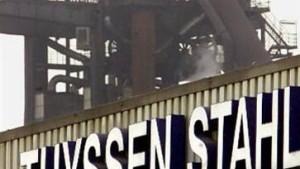 Quartalszahlen eröffnen Kurzfrist-Chance bei Thyssen-Aktie